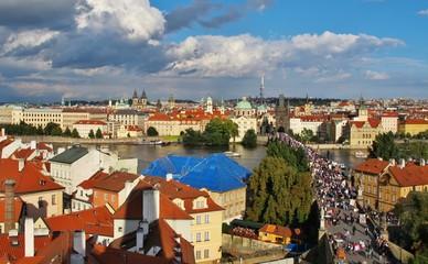 Prag, Altstadt mit Karlsbrücke