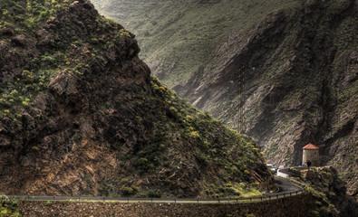 Mirador de la presa del Parralillo