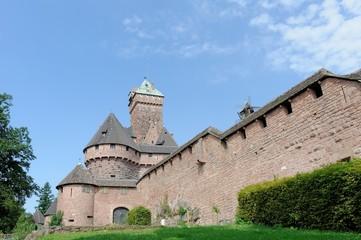 château du Haut-Koenigsbourg 1