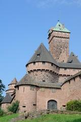 château du Haut-Koenigsbourg 2