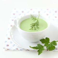 Lauchsuppe - Leek soup