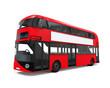 Double Decker Bus - 69251601
