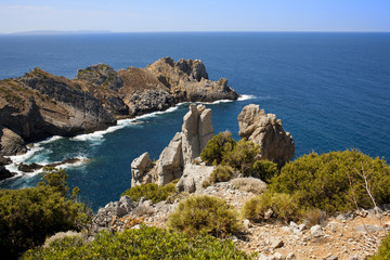 Sardinia Calanal Grande Trekking Sud Ovest