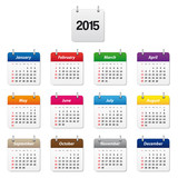 Fototapety Calendar 2015