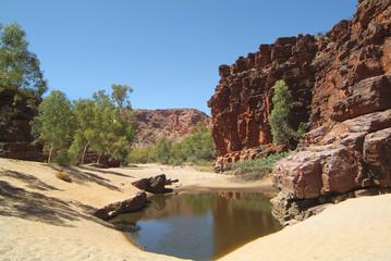 Australia, NT, East Mc Donnell Range,