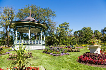 Ornate Gazebo on Garden Hill