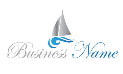 Logo voilier