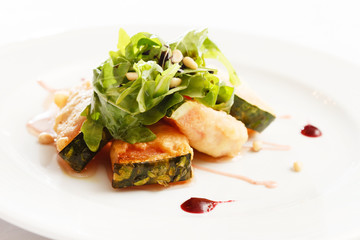 watermelon tempura
