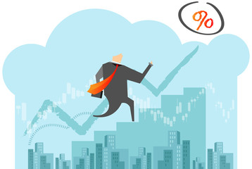 Business Goal Illustration - Illustration