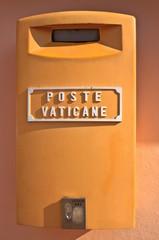 Briefkasten im Vatikan