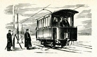 Tram 1895