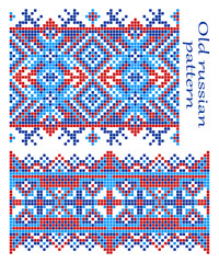 Pattern Old Russian.
