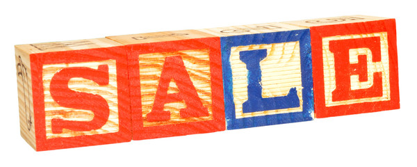 Alphabet Blocks Spelling Sale
