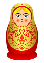 Matrioshka.