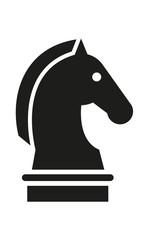 Schachfigur Springer