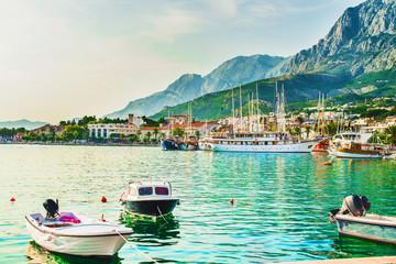 Croatian harbor