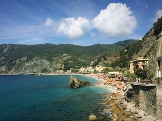 les cinq terres, Italie