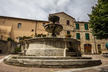 Fontana a Castiglione d'Orcia