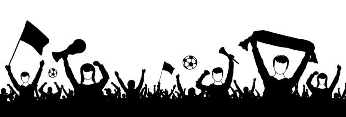 Fans WM Pokal