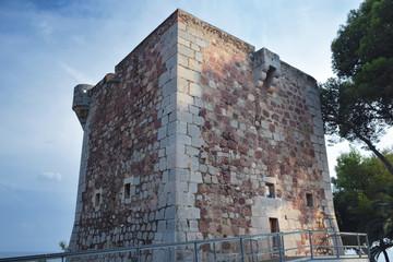 Torre de San Vicente (Benicassim, Castellón)