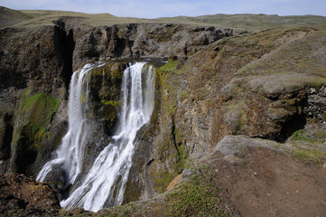 cascade islandaise