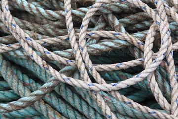 corde funi al porto