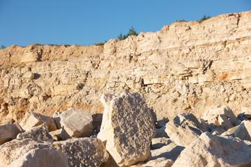 development of rock