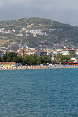 Alanya - the beach of Aladdin Turkey