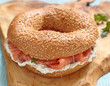 bagel and lox - 69264846