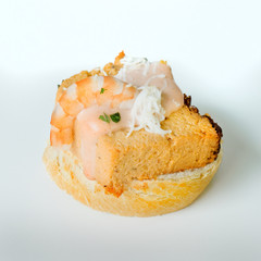 Fish pie pincho.