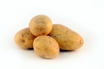 ziemniak żółty