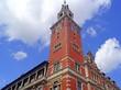 Altes Rathaus in LEER ( Ostfriesland ) - erbaut 1894