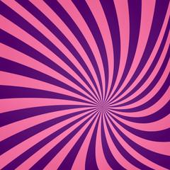 Pink purple spiral design