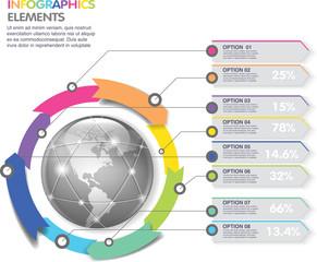 infographics World travel and transportation