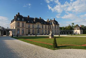 Châteaun de la Motte Tilly