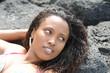 jeune femme mauricienne
