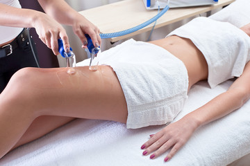 procedures in spa clinic