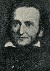 Niccolò Paganini, Italian violinist, guitarist, composer