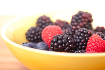 close up Berries