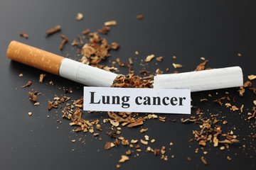 Cigarette - Lung Cancer