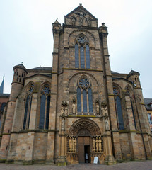 Saint Peter Cathedral, oldest cathedral in Germany in Trier