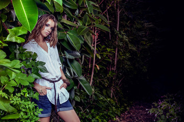 jungle shoot