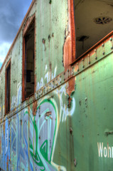 Eisenbahn Reise