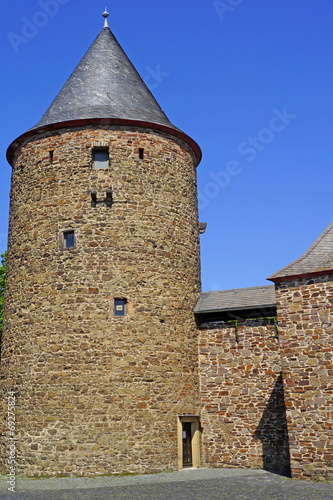 canvas print picture Wasemer Turm in RHEINBACH ( be Euskirchen )