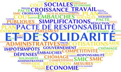 Pacte de responsabilité et de solidarité