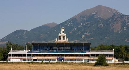 Hippodrome in Pyatigorsk.