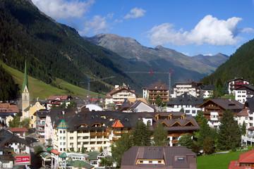 Ischgl - Alpen