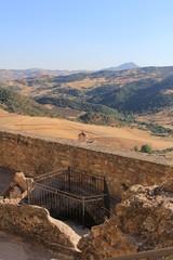 castello sperlinga VEDUTA