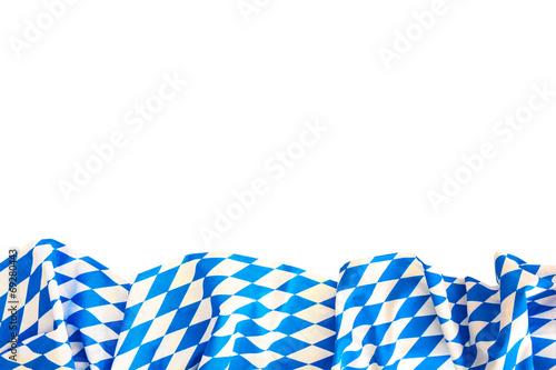 canvas print picture Bayerraute Hintergrund