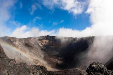 Cratère du Piton de la Fournaise - Ile de la Réunion